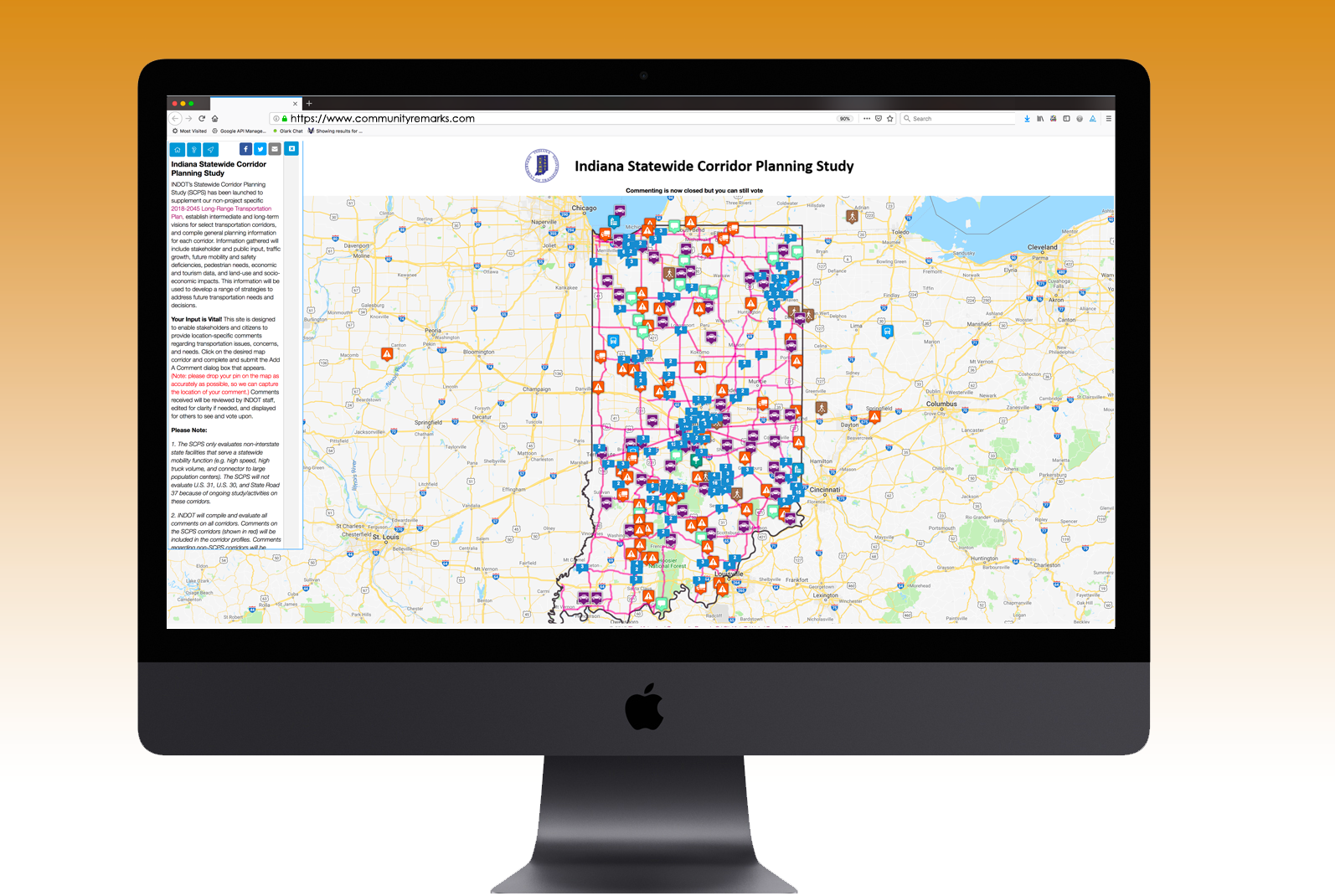 Indiana Statewide Corridor Study